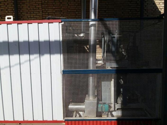 آیس بانک سردخانه صنعتی