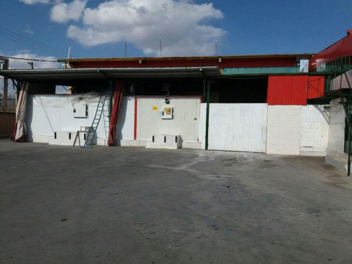 سردخانه صنعتی اصفهان